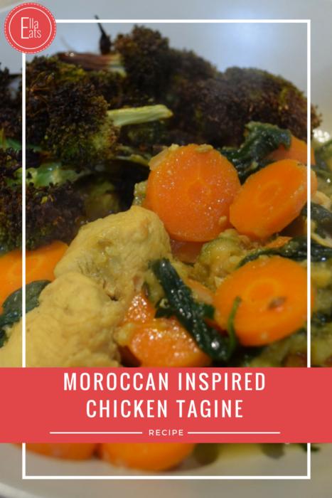 Moroccan inspired chicken tagine chicken dairy free dinner gluten free moroccan forumfinder Images